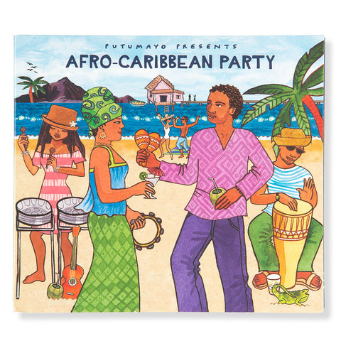 Afro Caribbean Party CD - Isabella: Gifts with Spirit - 1