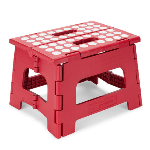 Folding Step Stool - Isabella: Gifts with Spirit - 1