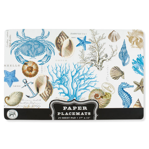 Seashore Placemats - Isabella: Gifts with Spirit