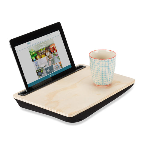 Wooden Tablet Pillow Desk