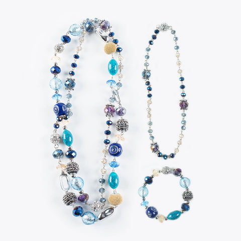 7-in-1 Seaside Necklace Set - Isabella: Gifts with Spirit