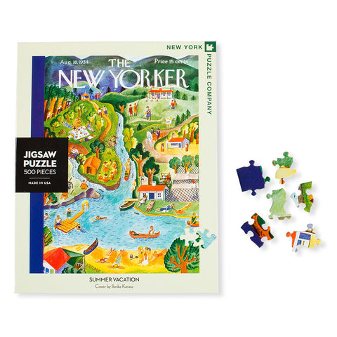 Summer Vacation Puzzle - Isabella: Gifts with Spirit