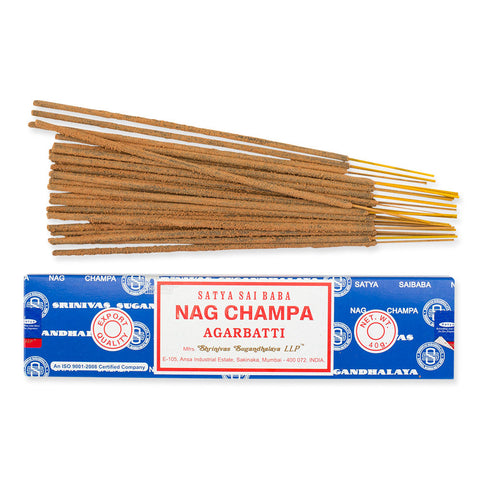 Nag Champa Incense Sticks - Isabella: Gifts with Spirit