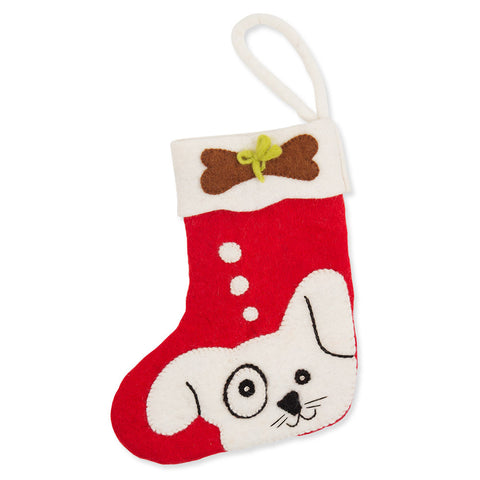 Dog's Dream Stocking