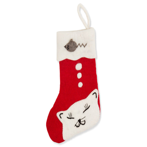Kitty's Dream Stocking - Isabella Catalog