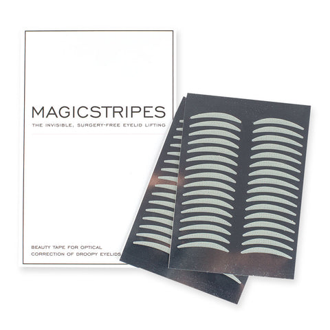 Magic Stripes—Surgery-Free Eyelid Lift