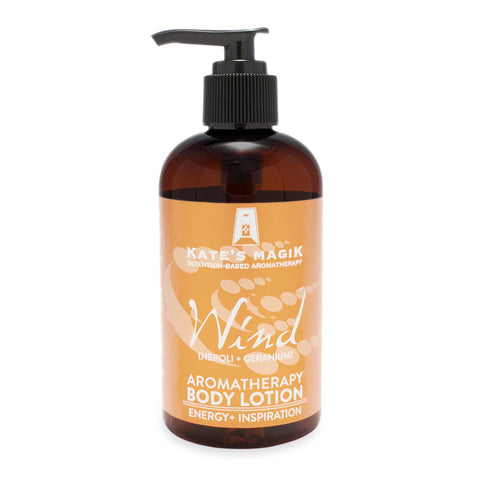 Wind-Inspired Aromatherapy Body Lotion