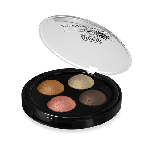 Illuminating Eyeshadow Quattro