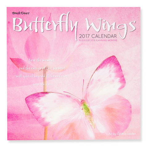 Butterfly Wings 2017 Calendar