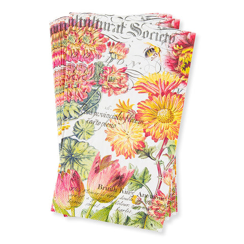 Blooms & Bees Hostess Napkins