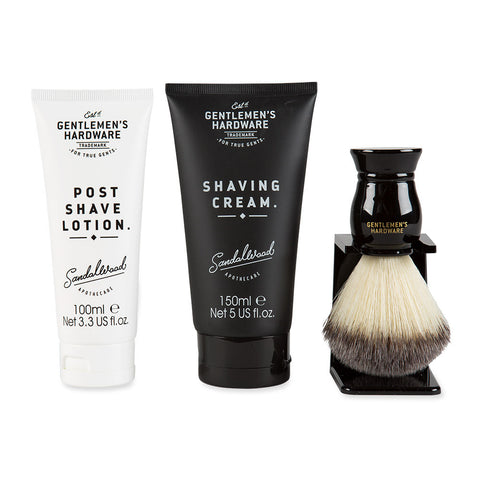 Superior Grooming Shaving Kit - Isabella Catalog