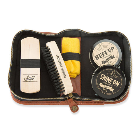 Superior Grooming Shoe Shine Kit - Isabella Catalog