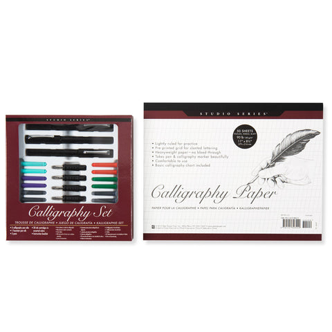 Calligraphy Gift Set - Isabella Catalog