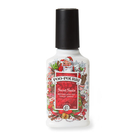 Secret Santa Poo-Pourri