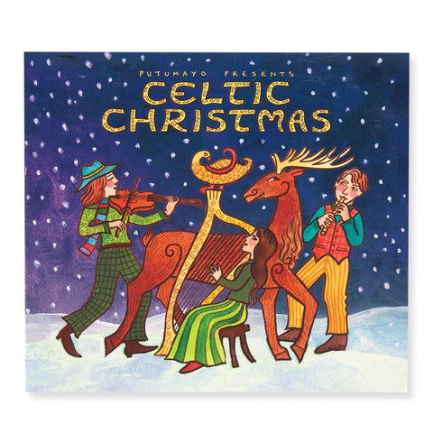 Celtic Christmas CD - Front