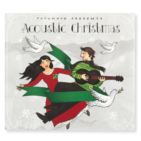Acoustic Christmas - Front - Isabella Catalog
