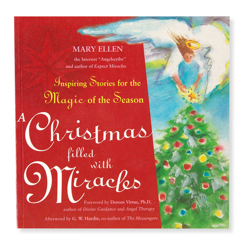 A Christmas Filled With Miracles: Inspiring Stories for the Magic of the Season - Front