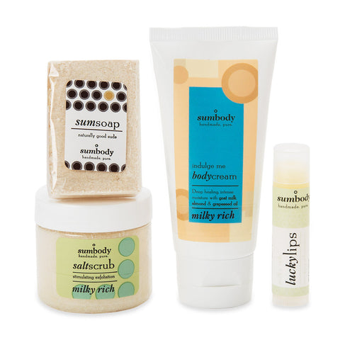 Milky Rich Gift Set - Isabella Catalog