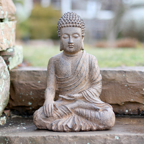Seated Buddha Statue - Isabella Catalog