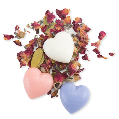 Heart Soap Gift Pack - Isabella Catalog