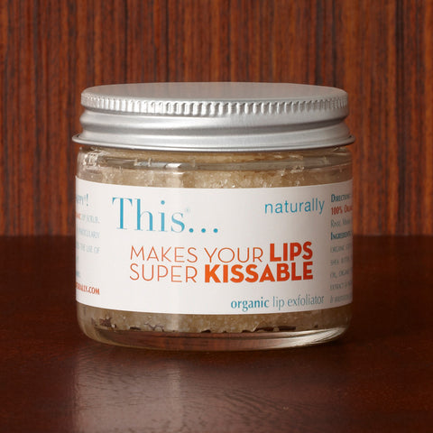 This Makes Your Lips Super Kissable Scrub - Isabella Catalog