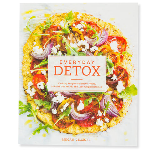 Everyday Detox: 100 Easy Recipes to Remove Toxins, Promote Gut Health, and Lose Weight Naturally - Front - Isabella Catalog