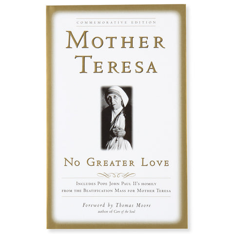 No Greater Love: Mother Teresa - Front - Isabella Catalog