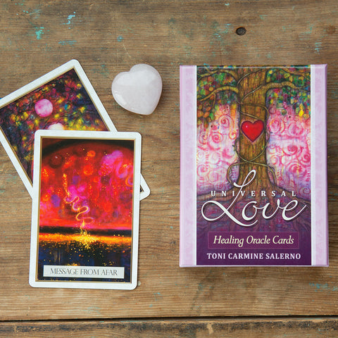 Universal Love: Healing Oracle Cards - Isabella Catalog