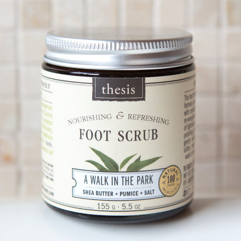 Nourishing & Refreshing Foot Scrub - Isabella Catalog