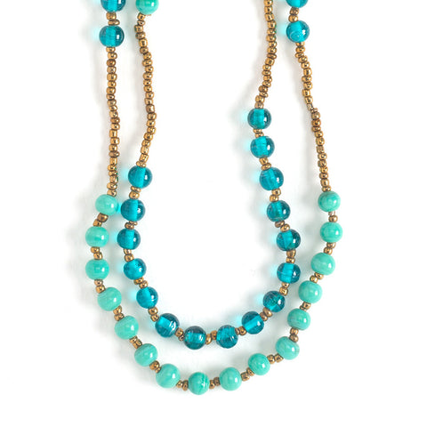 Beaded Necklace - Isabella Catalog