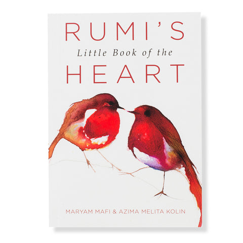 Rumi's Little Book of the Heart - Front - Isabella Catalog