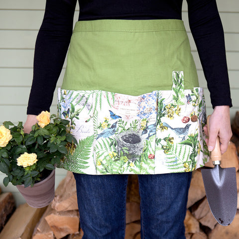 Into the Woods Garden Apron & Trowel Set - Isabella Catalog