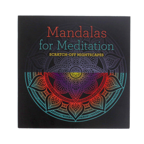 Mandalas for Meditation- Front- Isabella