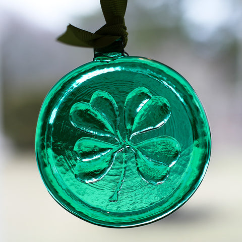 Four Leaf Clover Suncatcher - Isabella Catalog