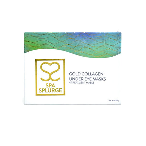 Gold Collagen Under Eye Mask- Isabella