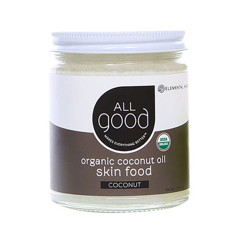 Organic Unrefined Coconut Oil- Isabella