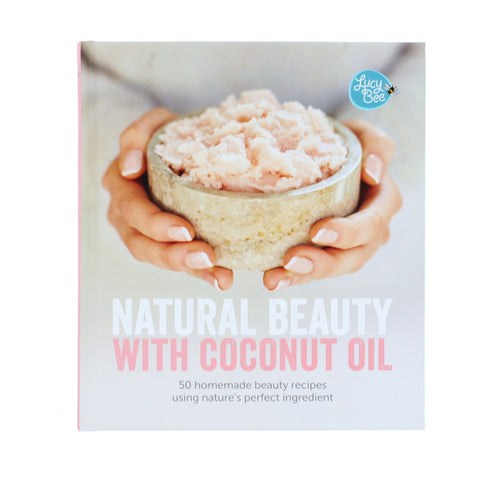 Natural Beauty with Coconut Oil- Front- Isabella