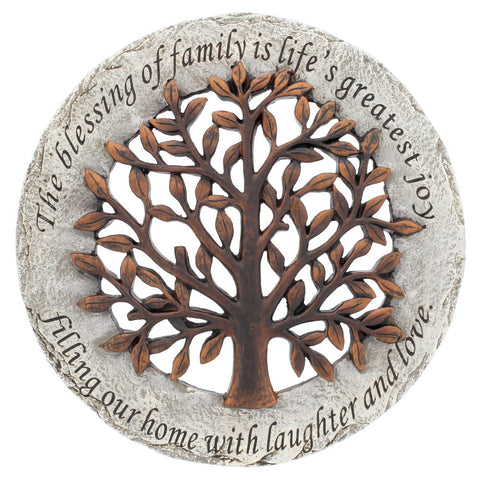 Family Blessing Garden Stone and Wall Hanging - Isabella Catalog
