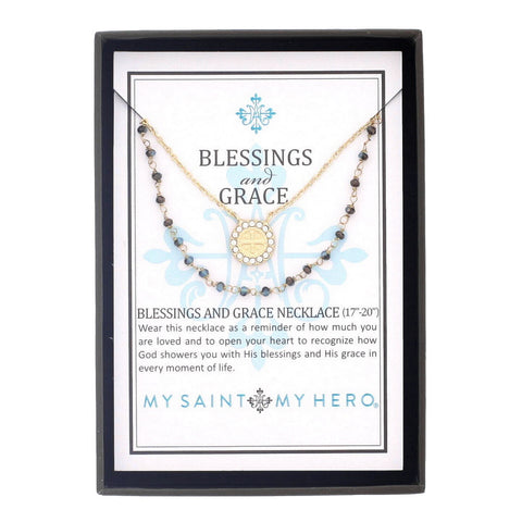 Blessings Necklace - Isabella Catalog