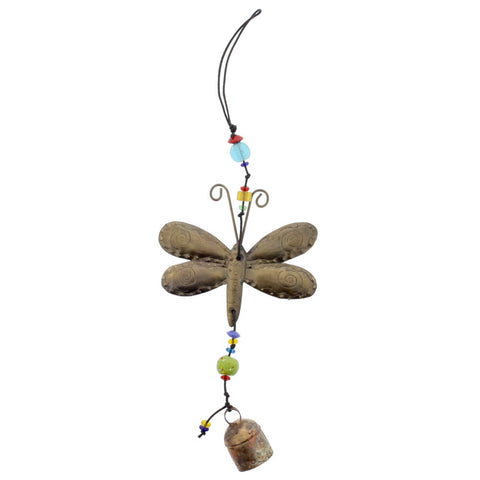 Single Dragonfly Chime - Isabella Catalog