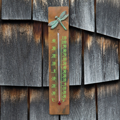 Dragonfly Thermometer - Isabella Catalog