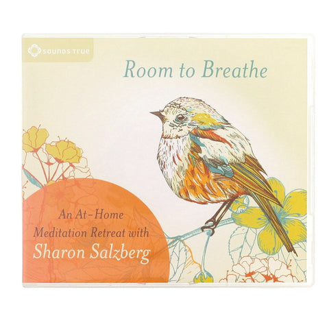 Room to Breathe: An At-Home Meditation Retreat - Front - Isabella Catalog
