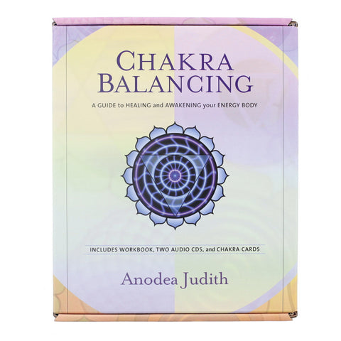 Chakra Balancing: A Guide to Healing and Awakening your Energy Body - Front - Isabella Catalog