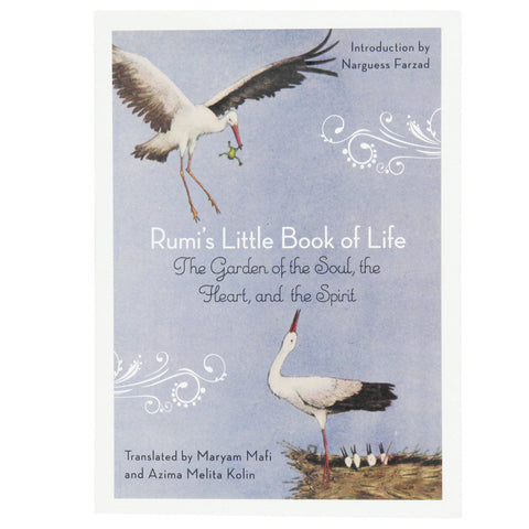 Rumi's Little Book of Life - Front - Isabella Catalog
