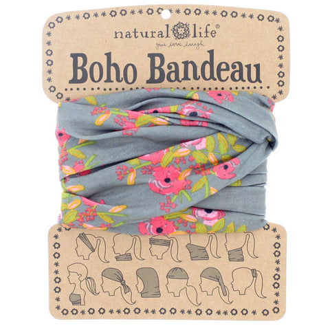 Boho Bandeau Blooms Collection- Isabella