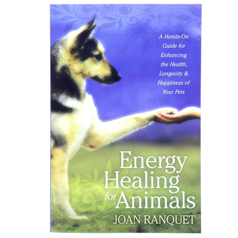 Energy Healing for Animals - Front - Isabella Catalog