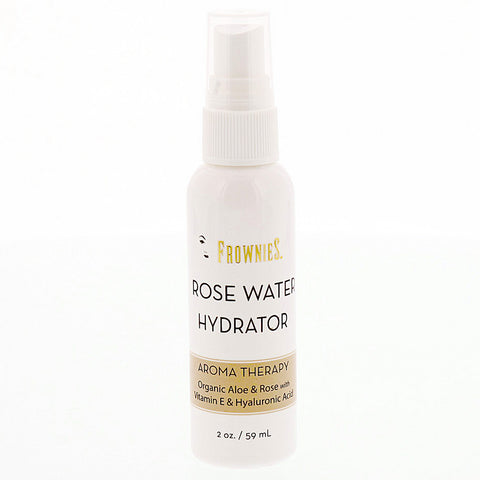Frownies Rose Water Hydrator Spray- Isabella Catalog