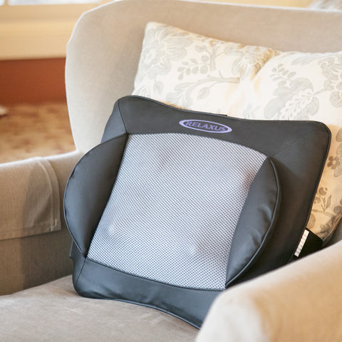 Portable Thermo Shiatsu Massage Cushion- Isabella Catalog