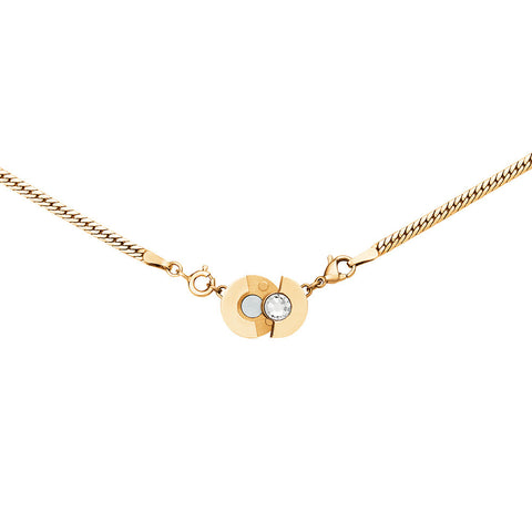 New Magnetic Necklace Fastener- Gold- Isabella Catalog