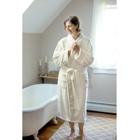 Luxurious Spa Robe with Lavender Sachet- Isabella Catalog